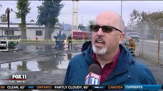 FOX 11 (Los Angeles) – CALPIA's Commercial Dive Program at CIM