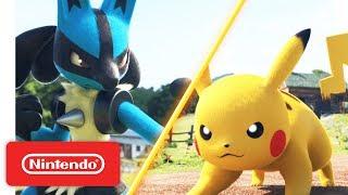 Pokkén Tournament DX - Accolades Trailer - Nintendo Switch