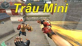 Cận chiến Trâu Mini ( Mini Gigant Fist ) : Anh Da Gia CF
