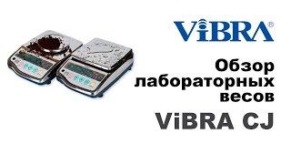 Лабораторные весы ViBRA CJ