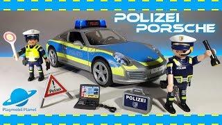 PLAYMOBIL® Porsche 911 Carrera 4S Polizei (70067) - Aufbau & Vorstellung