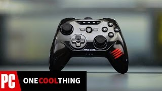 Hands On With The Mad Catz C.T.R.L.R - One Cool Thing