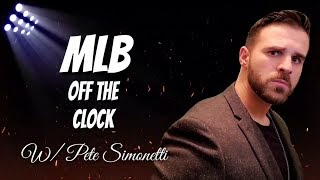 MLB Off The Clock: Episode 1, The Astros Tech Discovered!