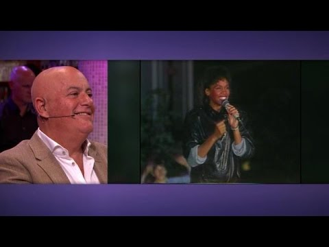 Prachtig: Optreden Whitney Houston in Te land, ter - RTL LATE NIGHT