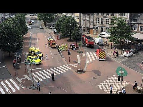 Πυροβολισμοί στη Λιέγη: Νεκροί δύο αστυνομικοί
