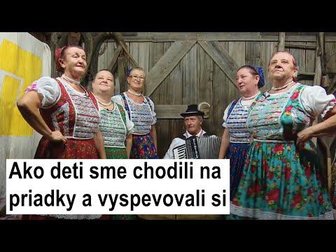 FOLKLÓR NA ZEMPLÍNE - Gerečovka