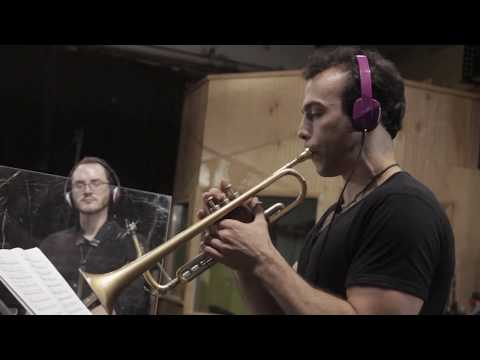 One of my original compositions performed in-studio by my sextet