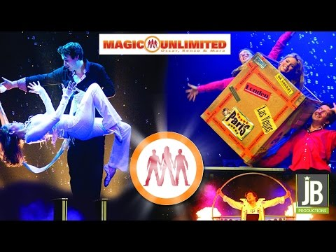 Promotie video Magic Unlimited