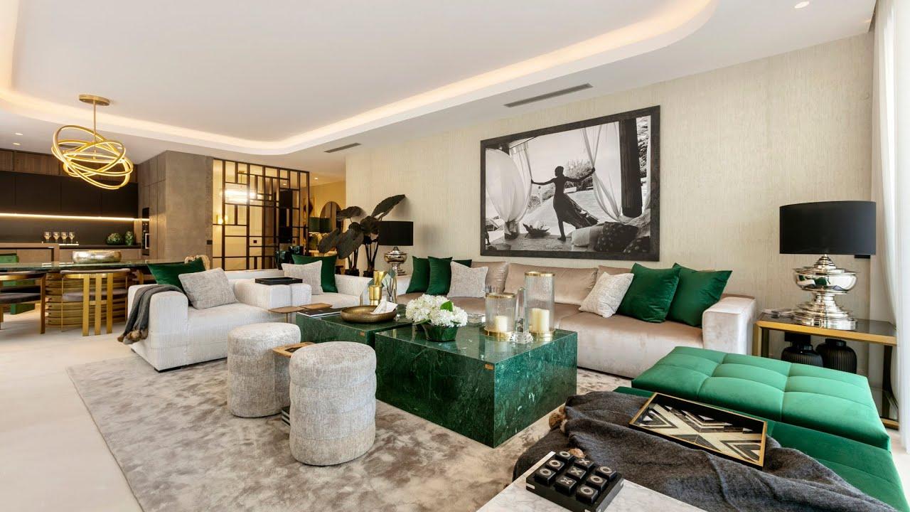 Stunning New Modern Apartments, Marbella Golden Mile, Marbella