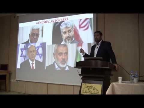Arş. Gör. Can Deveci- ERUSAM İsrail Filistin Meselesi -(16.05.2017)