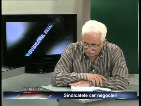 Emisiunea Subiectul zilei – Gheorghe Neaga – 30 septembrie 2014