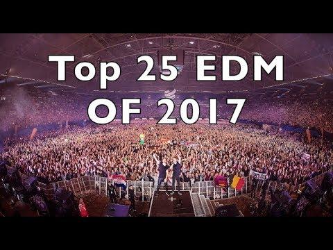 [TOP 25] EDM Tracks Of 2017