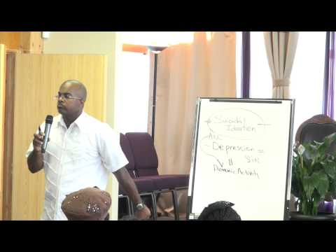 Apostolic Preaching – Dealing with Depression in the 21st Century Church (Conf. 2014 Day Session)