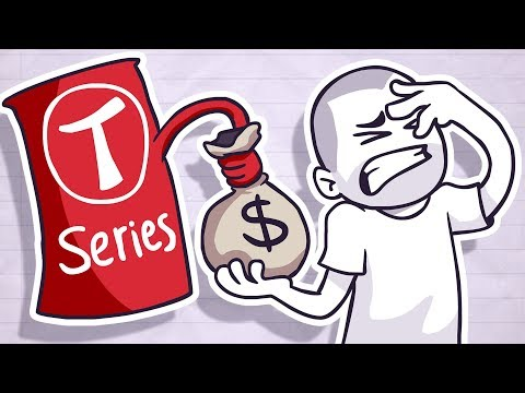 I Was Paid By T-Series To BETRAY Pewdiepie?? (sorry felix)