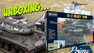 Warlord Games: IS - 2 Unboxing
