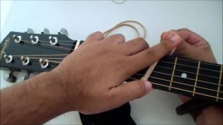 How To Build A Guitar Capo Homemade [Very Easy]