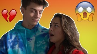 BREAK UP PRANK ON CHANCE!!! (GONE WRONG)