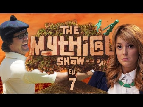 The Mythical Show Ep 7 (Daily Grace & The Drutter Off)
