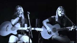 Angra - Flight Of Icarus + Heroes Of Sand (acoustic)