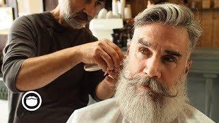 The Best Mens Haircut With Greg Berzinsky At Cut & Grind