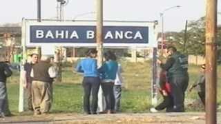 preview picture of video 'Tren Solidario 34 - Bariloche _ Bahía Blanca & Spurr.'