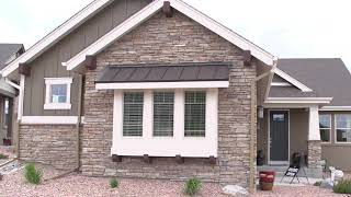 Vantage Homes – Exterior Finishes