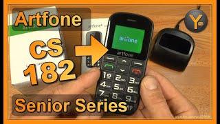 Ein 'Senioren-Handy' im Jahr 2020 - ein Test des Artfone CS182