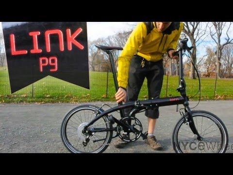 Tern Link P9 Folding Bike Review