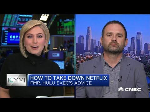 How to take down Netflix, according to former Hulu executive