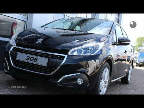 Peugeot 208 1.2 Puretech 82PK SIGNATURE NAVI PARK SEN NETTO DEAL!