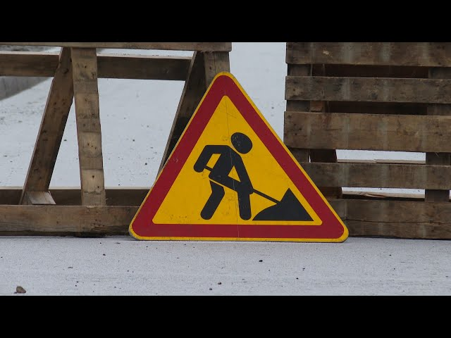 21 километр дорог отремонтировали в Ангарске