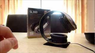 [Unboxing] Soul By Ludacris SL300CESC [FR]