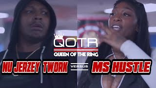 NU JERZEY TWORK vs MS HUSTLE QOTR presented by BABS BUNNY & VAGUE