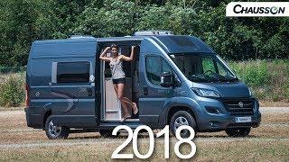 Chausson Vans 2018