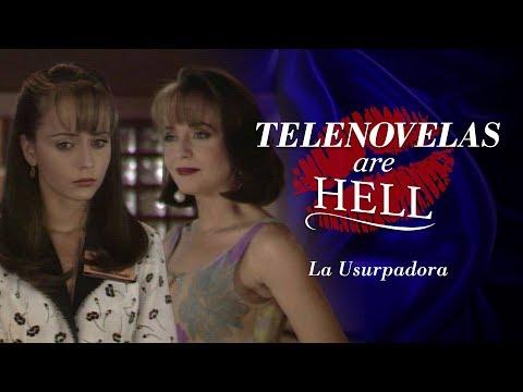 Telenovely jsou peklo: Uzurpátorka - Funny or Die