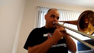 "Trombone solo from ""Fire and Brimstone by Trombone Shorty."