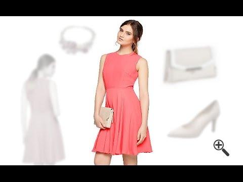 Schöne Festliche Kleider für Teenager: 3 Coole Teenager Outfits für Sarah