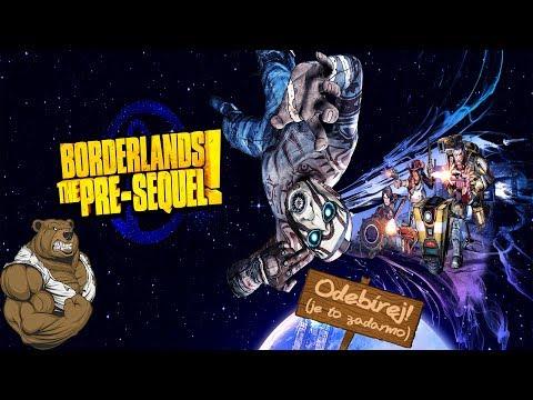 Borderlands: The Pre-Sequel - Tři medvědi v partě a robot