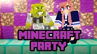MINECRAFT PARTY | Minecraft Mini Game | With Joel