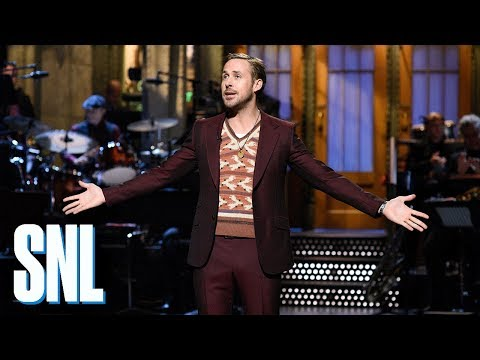 Ryan Gosling Jazz Monologue - SNL