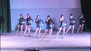 Fatal Girls (Cover) - AOA - 흔들려 (intro + Confused) - Anima Recife 2014