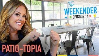 The Weekender: Patio-topia (Season 2, Episode 14)