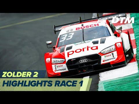 DTM ゾルダー・サーキット(ベルギー) 2020 レース1 ハイライト動画