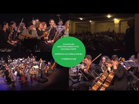 [SECONDA PARTE] Il Concerto del Maestro Ahmed Fathi a La Giornata Culturale Araba