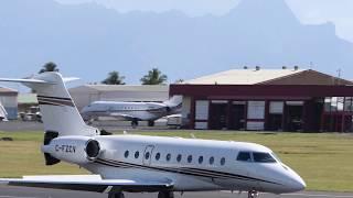 Gulfstream G-280 (C-FZCV) - 18/07/2017