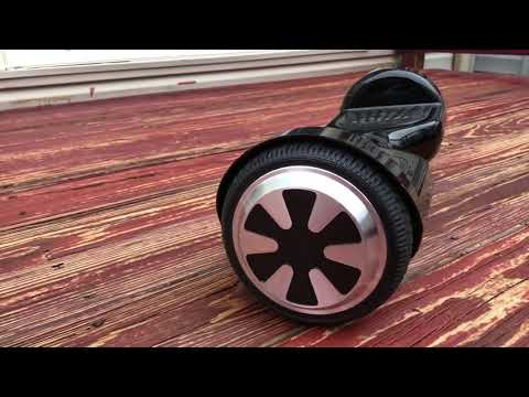 $200 Hover 1 Ultra  Hoverboard Review Self Balancing Smart Electric Scooter