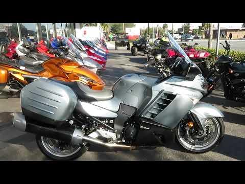 2008 Kawasaki Concours™ 14 ABS in Sanford, Florida - Video 1