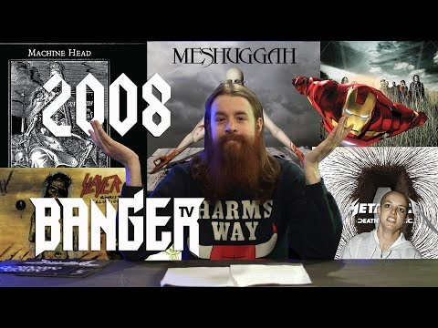 YOU TELL US: Best Metal Albums of 2008? | Overkill Reviews