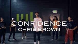 Chris Brown - Confidence - Choreography by Cyrus Joon