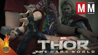Thor The Dark World Cover